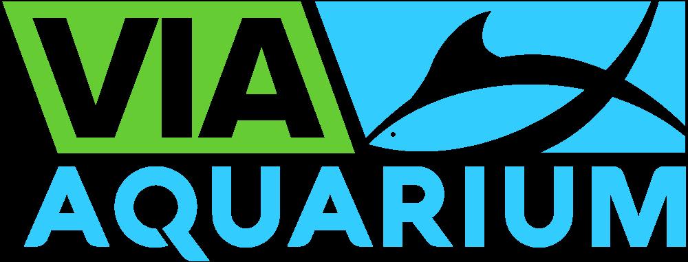 VIA Aquarium Full Colour Logo PNG