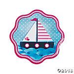 Pink Nautical