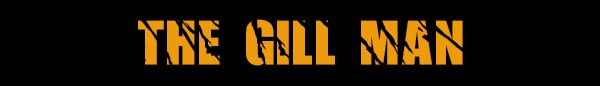 Amazon Gill Man